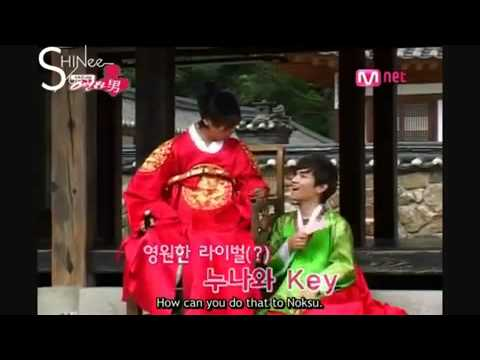 [ENG SUB] SHINee Yunhanam Reality Show Episode 7 (1/2)