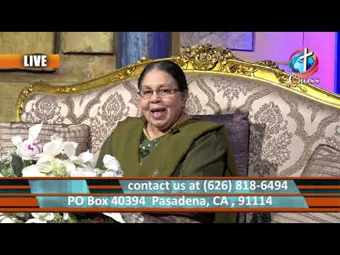 The Light of the Nations Rev. Dr. Shalini Pallil  05-11-2021