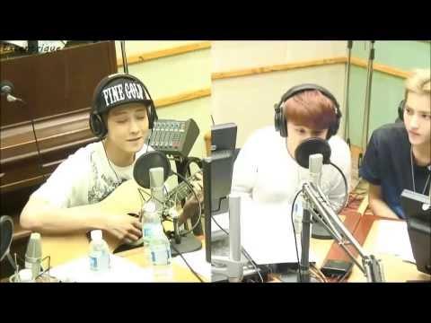 [130813 ] @Sukira Chanyeol & Kyungsoo - Nothing on you