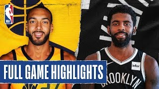 JAZZ at NETS | FULL GAME HIGHLIGHTS | January 14, 2020