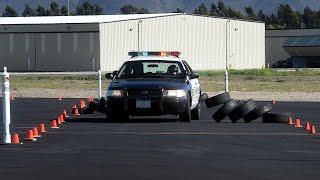 Cadets pursue driving skills