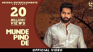 Munde Pind De – Parmish Verma Video HD