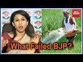 'Farmer Distress, note bandi, GST led to BJP downfall'