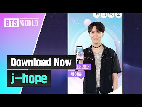 """[BTS WORLD] """"Download Now"""" - j-hope"""