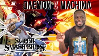 Daemon x Machina is Armored Core on Switch! Smash Bros. Ultimate & Ninjala Hype! | PE NewZ