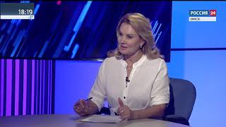 Актуальное интервью Владимир Куприянов