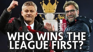 Will Man Utd Win The League Before Liverpool? | PL Weekly #1