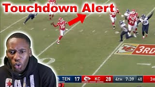 *Patrick Mahomes Throws Chiefs to the Super Bowl* Titans vs. Chiefs AFC Championship Highlights