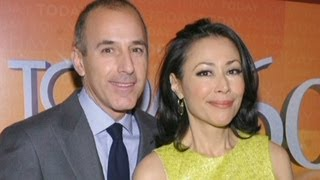 Chemistry not an issue with Ann Curry and Matt Lauer on 'Today Show'