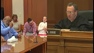 When 11 Children Stood Before This Judge, The Words He Spoke Changed Their Lives Forever