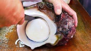 ALIEN SEA SNAIL Japanese Street Food