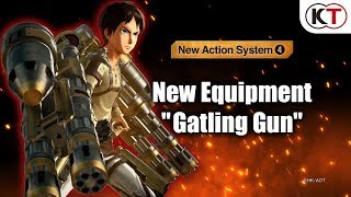 New weaponry coming in Attack On Titan 2: Final Battle