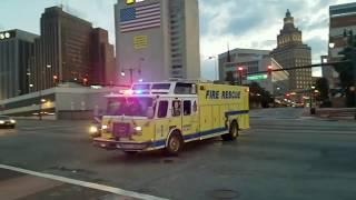 Best Of 2017 Rare Emergency Units Responding ~Spares/Heavy Rescue/Hazmat/ ESU/