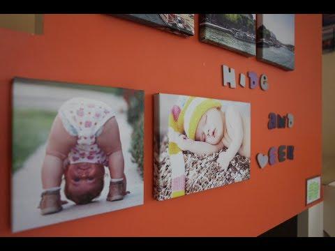 專利設計無框畫,不用釘子,直接黏貼,牆壁不打洞! nuPhoto專利設計 洗照片/相片書/桌曆 APP