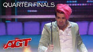 Brett Loudermilk SHOCKS the AGT Judges with a Mind-Blowing Performance - America's Got Talent 2020