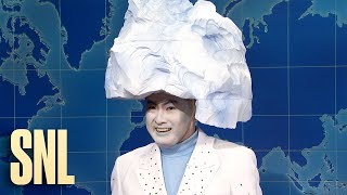 Weekend Update: The Iceberg on the Sinking of the Titanic - SNL