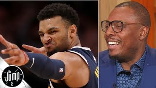 Nuggets are in danger of losing in the first round - Paul Pierce | The Jump