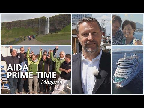 AIDA Prime Time Magazin - Tine Wittler kommt an Bord