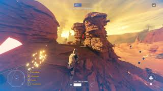 Star Wars Battlefront 2 - New Years Event: Power! Unlimited Power! Gameplay #3