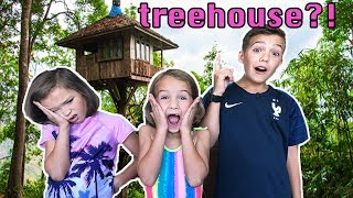 Last to leave TREEHOUSE!!! WINS $$$$