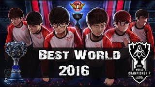 Tổng Hợp Các Pha Xử Lý Kinh Dị Nhất Chung Kết Thế Giới 2016 - Best World Montage 2016