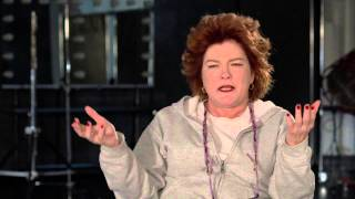 "Orange Is The New Black: Kate Mulgrew ""Galina ´Red´ Reznikov"" Season 2 On Set TV Interview"
