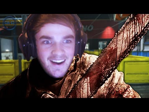 CHAINSAW MASSACRE - Call Of Duty: Ghost - LIVE W/ Ali-A! - Smashpipe Games