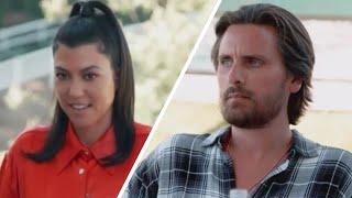 'KUWTK': Kourtney Kardashian and Scott Disick Talk About Having a 4th Baby