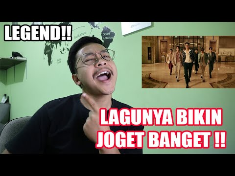 WOW!! SUPER JUNIOR - ONE MORE TIME MV REACTION