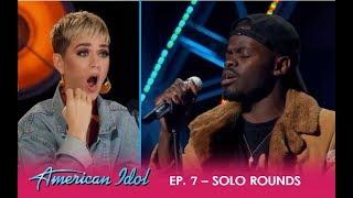 Ron Bultongez: Congo Refugee Moves Katy Perry With EMOTIONAL