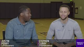 Stephen Curry Talks Kevin Durant, Nutrition, and a Few of His Favorite Food Spots in The Bay Area