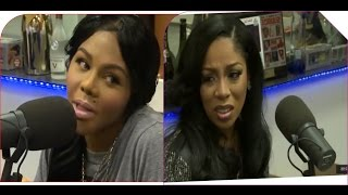 Lil Kim goes OFF on K. Michelle,