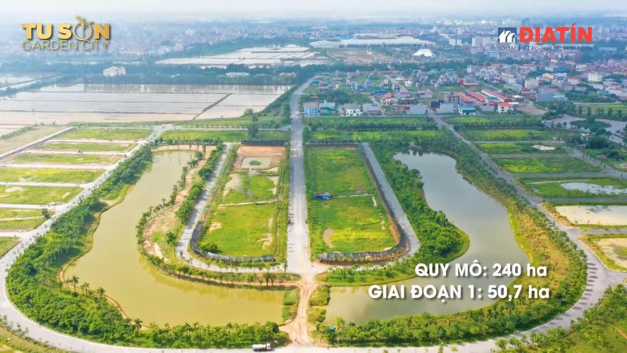 Đất nền rẻ nhất Từ Sơn, Bắc Ninh video