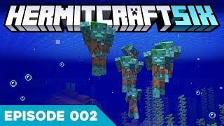 Hermitcraft VI 002 | TREASURE HUNTING ☠️ | A Minecraft Let's Play