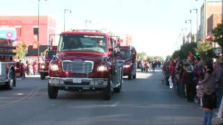 '2016 Homecoming Parade - Pittsburg State University