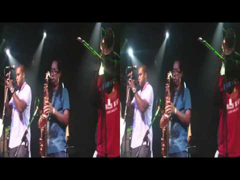 Rebirth Brass Band live @ The Independent (YT3D:Enable=True)