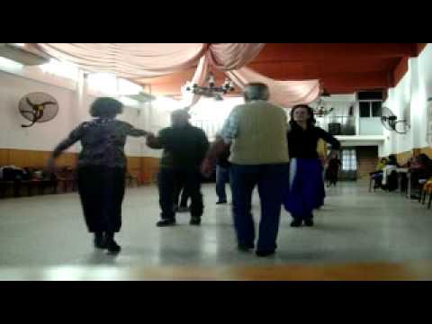 cañaveral tucumano - danza de proyeccion