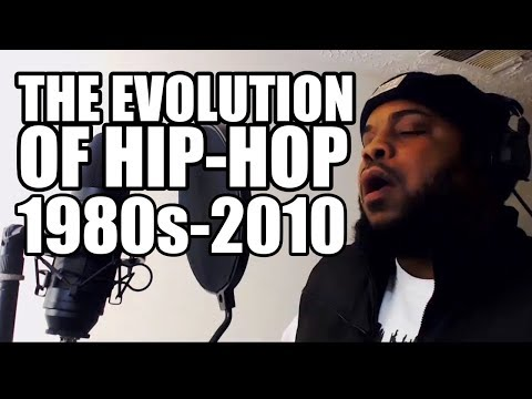 The history and evolution of rap music in the us