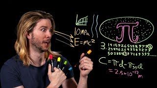 Do You Need to Memorize Pi? | Because Science Live!