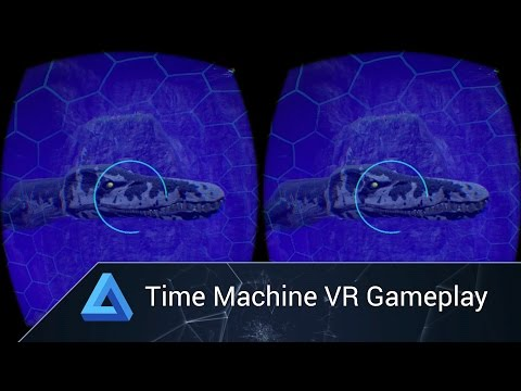 Time Machine VR Demo Gameplay on Oculus Rift