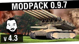 Модпак от Дезика 0.9.7 - v4.0