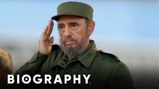 Fidel Castro - Military Leader & President   Mini Bio   BIO