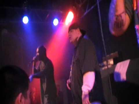 Jedi Mind Tricks /  Vinnie Paz  - Retaliation  Live Cologne Concert