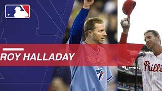 A look back at Roy Halladay's Major League career
