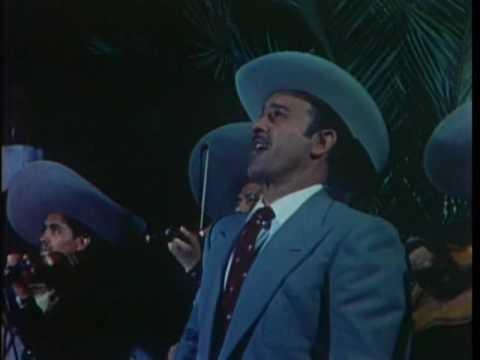 PEDRO INFANTE - TE AMARE VIDA MIA (1955 Remasterizada)