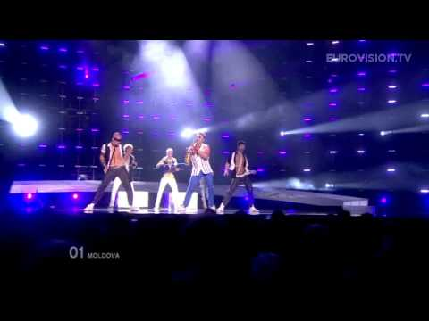 Sunstroke Project & Olia Tira - Run Away (Moldova) 2010 Semi-Final (1)