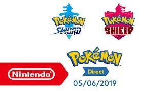 Pokémon Direct - 05.06.2019