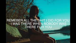 Anaya Perry-Different  (Official Lyric Video)