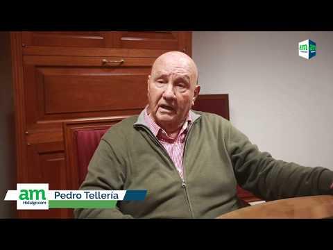 Entrevista con el empresario Hidalguense Pedro Tellería Armendáriz