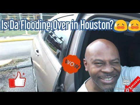 Update on Houston Weather